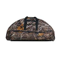 95cm/37.4inch Archery Compound Bow Bag Case Soft Fabric Hunt