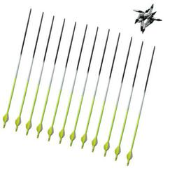 "12 pcs 7.6mm*30"" Archery Carbon Arrow Rate up to 70lb for Re"