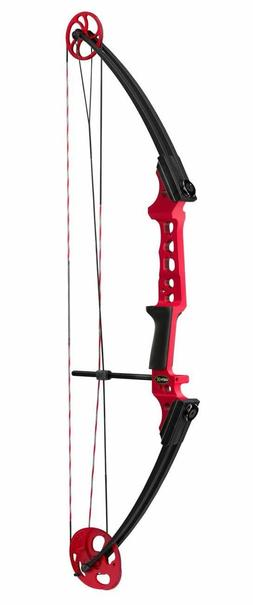 Genesis 12310 Gen X Right Hand Bow Up to 40lb Draw - Red