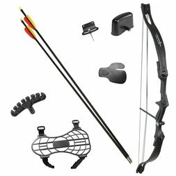 17-21lbs Pro Compound Bow Package Kit Arrow Archery Practice