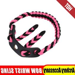 1X Compound Bow Wrist Slings For Adult Hunting Archery Acces