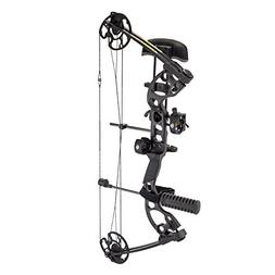 G5 Outdoors 2016 Quest Radical Package Solid Black Right Han