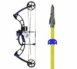 Ams Bowfishing 2016 Ams E-Rad Eradicator Bowfishing Bow Kit