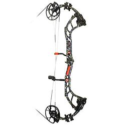 New 2016 PSE Phenom Compound Bow 70# Right Hand Mossy Oak Co