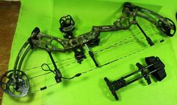 New 2017 Bear Archery LS4 Legend Series RTH Package Realtree