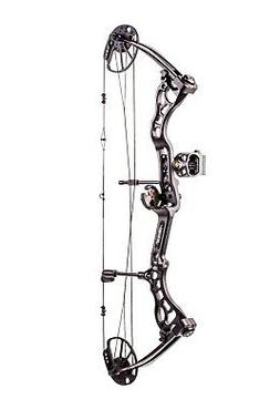 New Bear Archery Pledge RTH Package Compound Bow 70# Black A