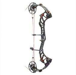 New 2017 PSE Evolve 35 Compound Bow 60# Right Hand Skullwork