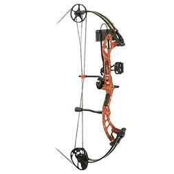 New 2017 PSE Stinger X RTS 60# RH Compound Bow Package Red S