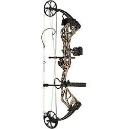 2018 Bear Archery Species RTH Compound Bow 70# Package Right