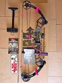 PSE 2018 STINGER EXTREME CUSTOM BLACK/HOT PINK PACKAGE 40-70