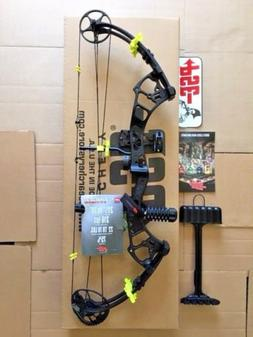 PSE 2018 STINGER EXTREME CUSTOM BLACK/HOT YELLOW PACKAGE 40-