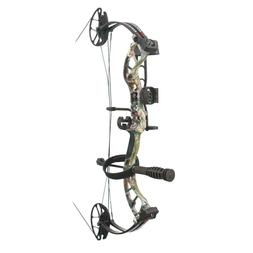 "2019 PSE Archery UPRISING Bow RTS Package RH 15-70 15-30"" CA"