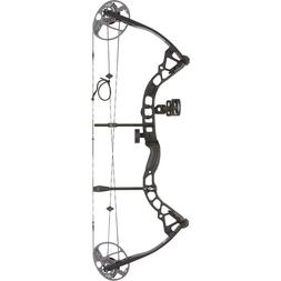 Diamond Archery 2017 Atomic Black Bow Package 29 Lbs Right H