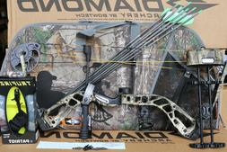 2019 Diamond by Bowtech Infinite Edge SB-1 Camo BOW Package