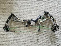 2020 Hoyt Carbon Redwrx RX-4 Ultra Compound Bow Realtree Rt