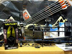 2020 Diamond Bowtech Infinite Edge Pro LH CAMO Bow UPGRADED