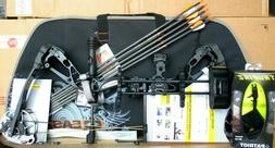 2020 Diamond Bowtech Edge 320 Black BOW Package LH 7-70# LEF