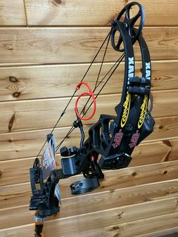 "2020 PSE Stinger Max 29"" 70lb RH BLACK Compound Bow Package"