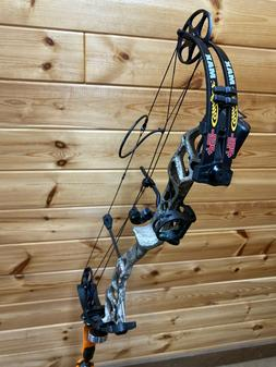"2020 PSE Stinger Max 29"" 70lb RH True Timber Strata Compound"