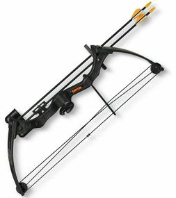 "25 lbs. Youth Compound  Bow  by BEAR ""BRAVE"" w/ Arrows"