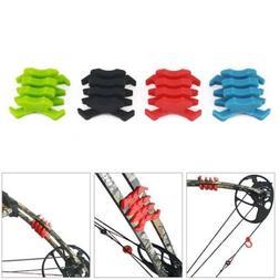 2pcs Compound Bow Limbsaver Stabilizer Super Quad Split Limb