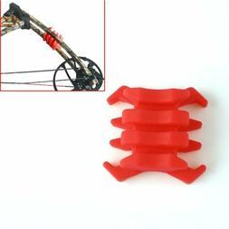 2Pcs Limbsaver Stabilizer Super Quad Split Limb Compound Bow
