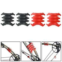 2x Limbsaver Stabilizer Super Quad Split Limb Compound Bow V