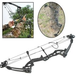 30-55lbs Archery Compound Bow Alloy Adjustable Outdoor Targe