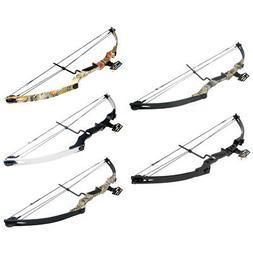 40-55 lb Black / Sliver / Camouflage Camo Archery Hunting Co