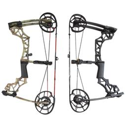 40-60LBS Archery Compound Bow Hunting Fishing Catapult Steel