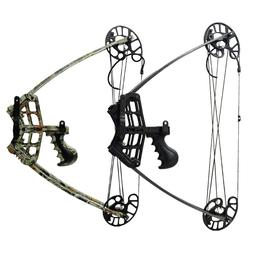 JUNXING 45lbs Archery Compound Bows Triangle Bow Ambidextrou