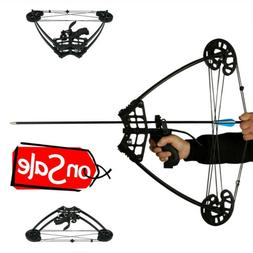 50lbs Triangle Compound Bow Right Left Hand Archery Hunting