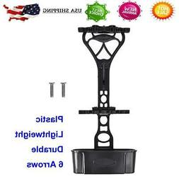6 Arrow Bows Quiver Crossbow Quiver Archery Holder Hunting C