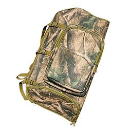 Baosity 600D Nylon Bow Backpack Pouch Arrow Quiver Archery B