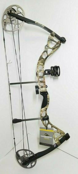 "Diamond Archery A12766 Prism Bow 30"" PKG Right Hand 55lb Dra"