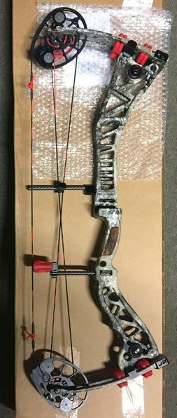 Martin Adix 30 Compound Bow w/ Edge/Edge Black Camo, 70lbs,