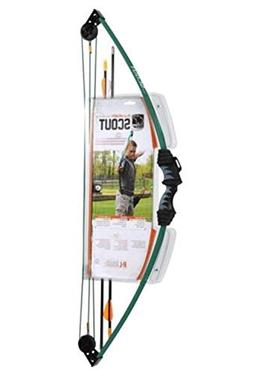 Archery AYS6000 Green Compound Youth Scout Hunter Bow