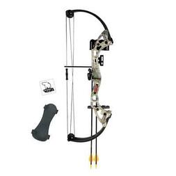 Bear Archery Brave Youth Bow Set - Right Handed, New