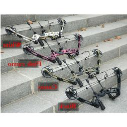 Archery Compound Bow Hunting Bow 30-70lbs Sport Bow Adjustab