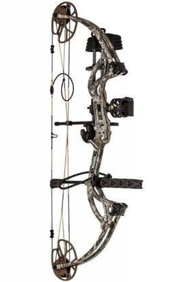 """Bear Archery Cruzer G2 Comp. Bow RTH Pkg. - 12-30"""" / 5-70#"""
