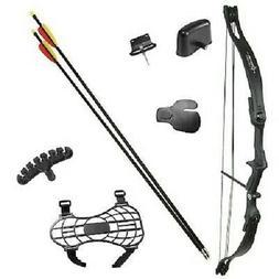 Elkhorn Junior Pro Youth Kid Compound Arrow Archery Practice