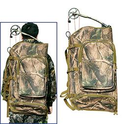 WEREWOLVES Archery Hunting Compound Bow Bag Padded Layer Foa