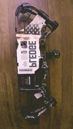Bear Archery Pledge RTH Camo Package RH Compound Bow 70# A7A