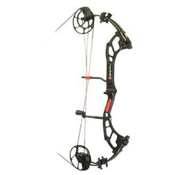 PSE Archery, Drive R Compound Bow, Right Hand, Black, 70""