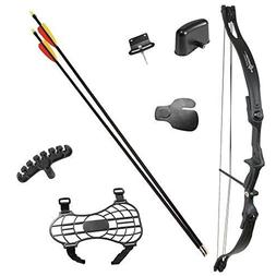 Archery Bow Set Compound Crosman Elkhorn Jr.