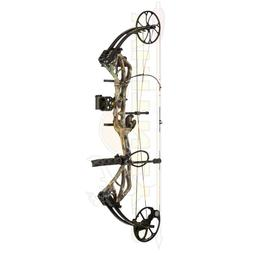 Fred Bear Archery Species Bow LD Package Realtree Edge -Left