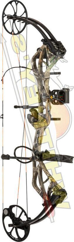 Fred Bear Archery Species LD Bow RTH  Edge Camo RH 55-70# DW
