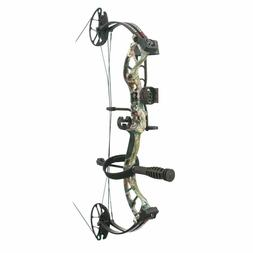 "PSE Archery Uprising W/Accessories 14""- 30"" - RH 12# - 70# M"