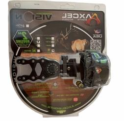 Axcel Armortech Vision-HD Five-Pin Bow Sight AVAT-D519-BK RH