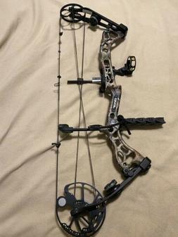 Bear Archery Attitude Compound Bow Rth Realtree RH 70lbs A4A